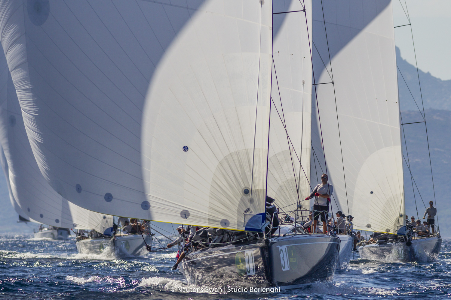 The Nations Trophy - ClubSwan 50 Management - Nautor's Swan